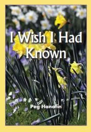 I Wish I Had Known - Book Frontcover